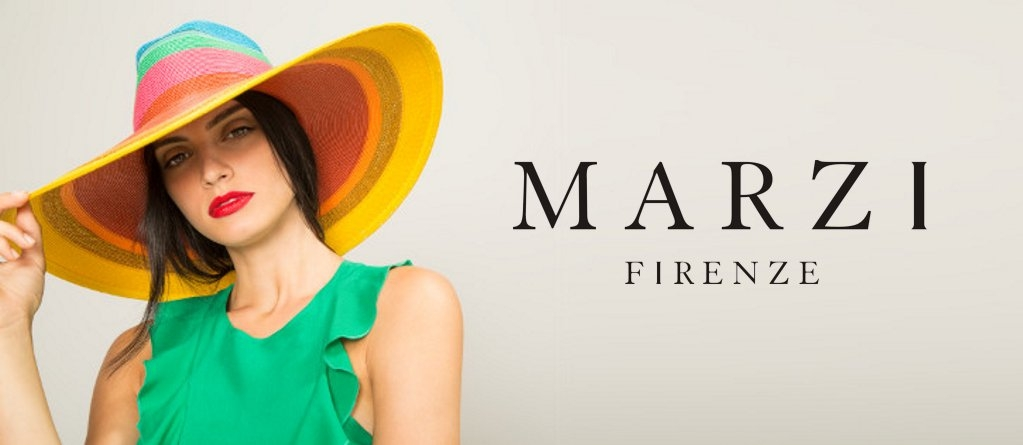 Marzi Spring Summer 2018 Collection from Titfertat Hats