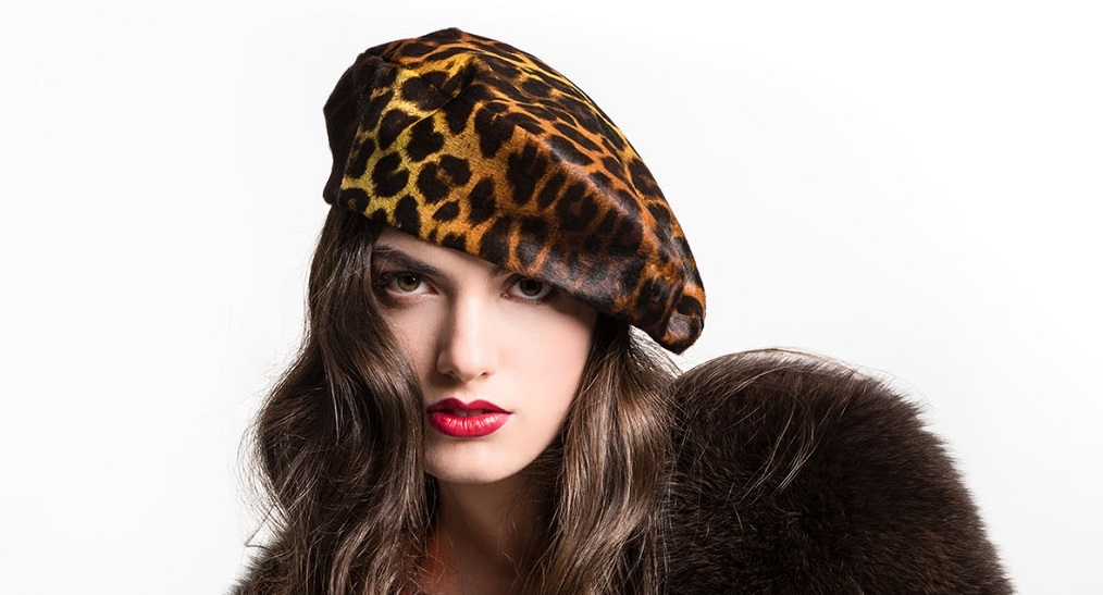 New range from Laulhere Berets of Paris in stock at Titfertat Hats Richmond