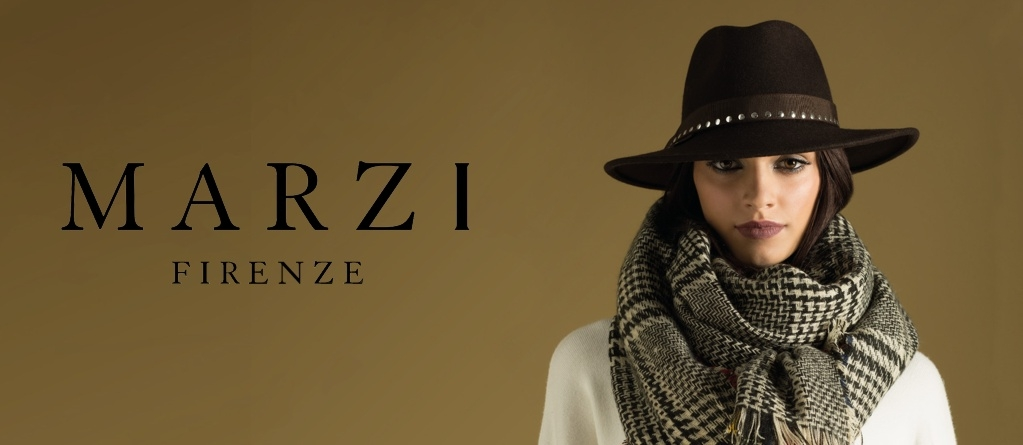 Marzi Autumn Winter 2018 collection at Titfertat Hats
